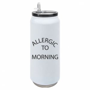 Thermal bank Allergic to morning