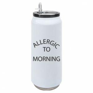 Puszka termiczna Allergic to morning