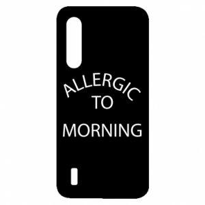 Xiaomi Mi9 Lite Case Allergic to morning