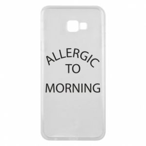 Etui na Samsung J4 Plus 2018 Allergic to morning