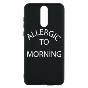 Etui na Huawei Mate 10 Lite Allergic to morning