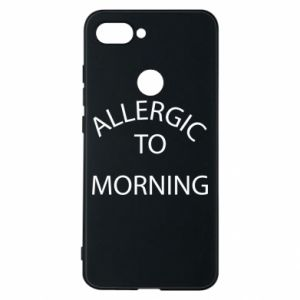 Etui na Xiaomi Mi8 Lite Allergic to morning