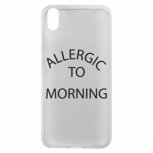 Etui na Xiaomi Redmi 7A Allergic to morning