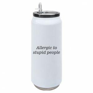 Puszka termiczna Allergik to stupid people