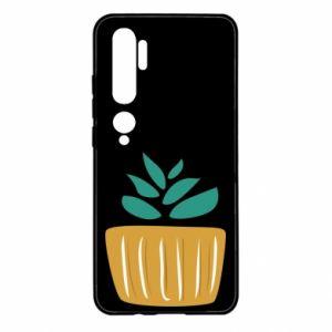 Etui na Xiaomi Mi Note 10 Aloe in a pot