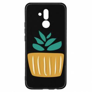 Etui na Huawei Mate 20 Lite Aloe in a pot