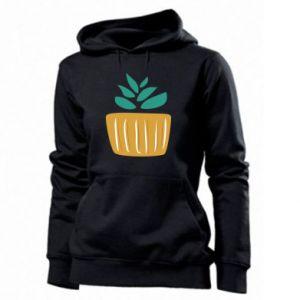 Bluza damska Aloe in a pot