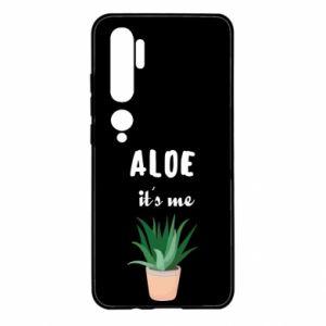 Etui na Xiaomi Mi Note 10 Aloe it's me