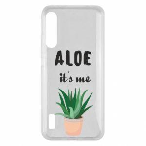 Etui na Xiaomi Mi A3 Aloe it's me