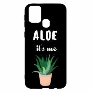 Etui na Samsung M31 Aloe it's me