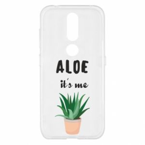 Etui na Nokia 4.2 Aloe it's me