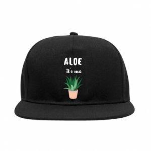 SnapBack Aloe it's me