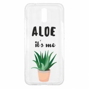 Etui na Nokia 2.3 Aloe it's me