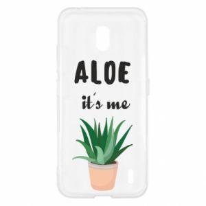 Etui na Nokia 2.2 Aloe it's me