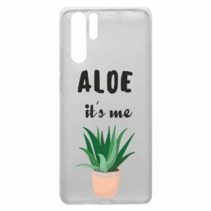 Etui na Huawei P30 Pro Aloe it's me