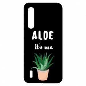 Etui na Xiaomi Mi9 Lite Aloe it's me