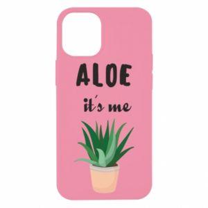 Etui na iPhone 12 Mini Aloe it's me