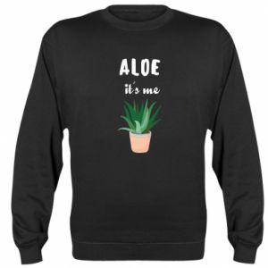 Sweatshirt Aloe it's me