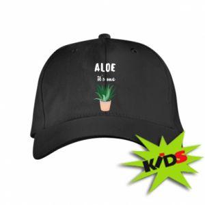 Kids' cap Aloe it's me