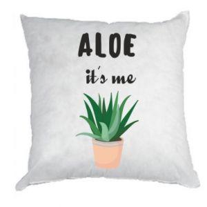 Pillow Aloe it's me