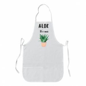 Apron Aloe it's me