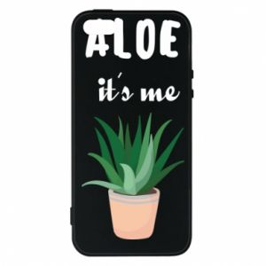 Phone case for iPhone 5/5S/SE Aloe it's me