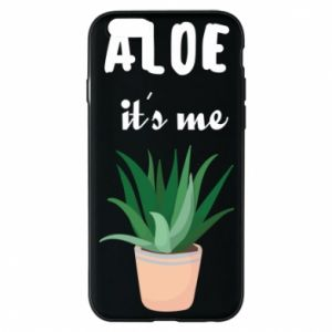 Phone case for iPhone 6/6S Aloe it's me