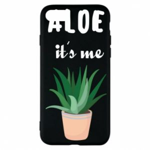Phone case for iPhone 7 Aloe it's me