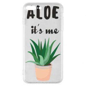 Phone case for iPhone 7 Plus Aloe it's me