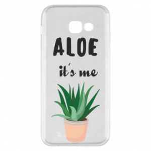 Phone case for Samsung A5 2017 Aloe it's me