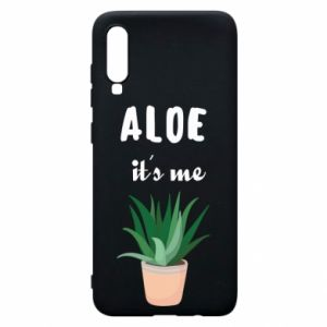 Phone case for Samsung A70 Aloe it's me