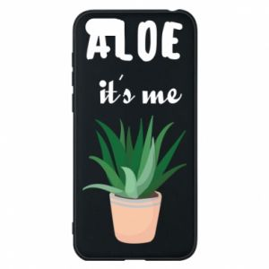 Phone case for Huawei Y5 2018 Aloe it's me