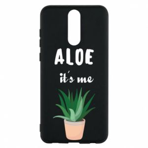 Phone case for Huawei Mate 10 Lite Aloe it's me