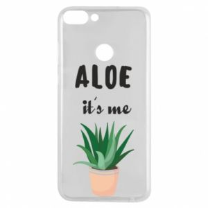 Phone case for Huawei P Smart Aloe it's me