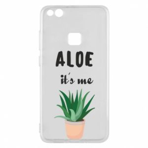 Phone case for Huawei P10 Lite Aloe it's me