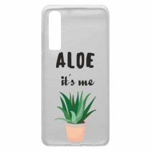 Phone case for Huawei P30 Aloe it's me