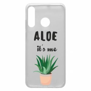 Phone case for Huawei P30 Lite Aloe it's me