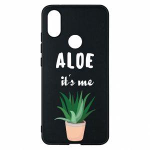 Phone case for Xiaomi Mi A2 Aloe it's me