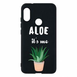 Phone case for Mi A2 Lite Aloe it's me