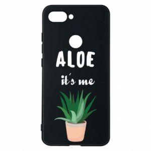 Phone case for Xiaomi Mi8 Lite Aloe it's me