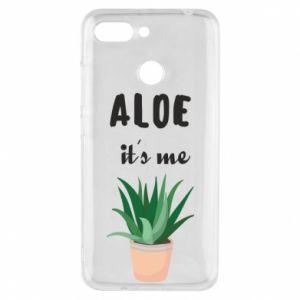 Phone case for Xiaomi Redmi 6 Aloe it's me