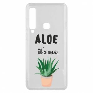 Phone case for Samsung A9 2018 Aloe it's me