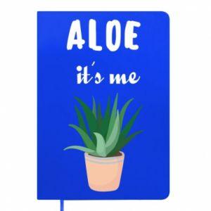 Notepad Aloe it's me