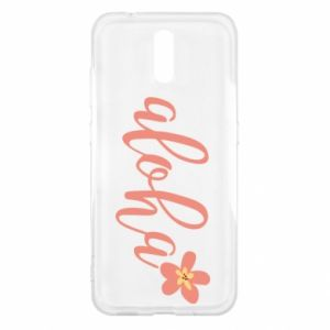 Etui na Nokia 2.3 Aloha tropic flower