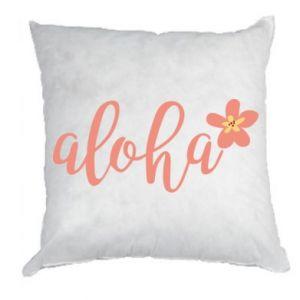Poduszka Aloha tropic flower