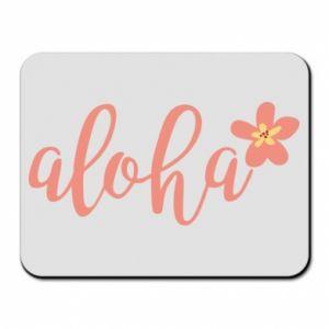 Podkładka pod mysz Aloha tropic flower