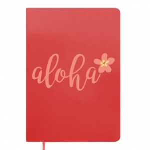 Notes Aloha tropic flower