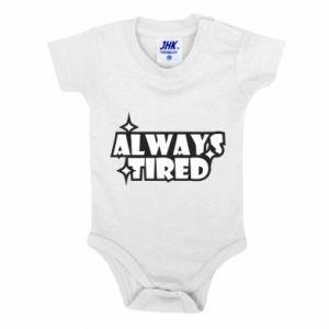 Body dla dzieci Always tired