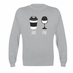 Bluza dziecięca Am or pm