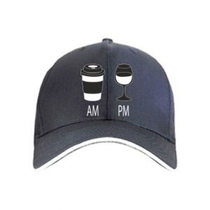 Cap Am or pm